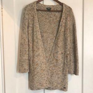 Roots Crochet Sweater w/ Pockets
